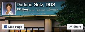 Facebook Likes - Darlene Getz